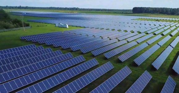 Aulander Solar Farm