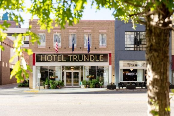 Hotel Trundle Project Wins National Award