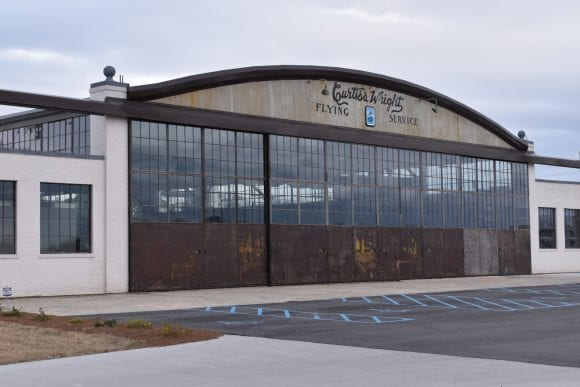 Curtiss-Wright Hangar
